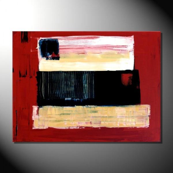 """""""Bars""""-60 x 80 cm-Abstrakte Blder"""